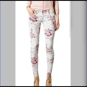 American Eagle Outfitters Tie-dye Print Jeggings